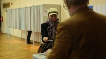 Valimised Lasnamäel