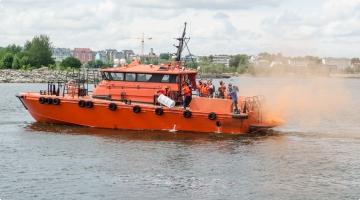 Tallinna merepäevad päästeoperatsioon