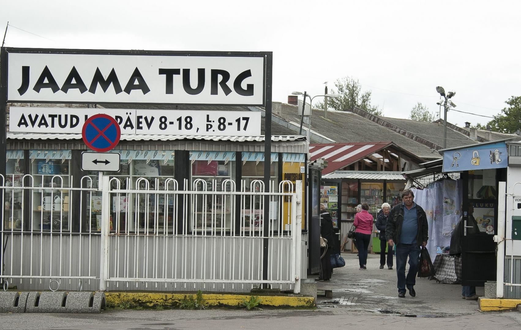 29a485a11d6 Fotod! Uus Balti jaama turg meelitab ostjaid terrassikohvikusse ja ...