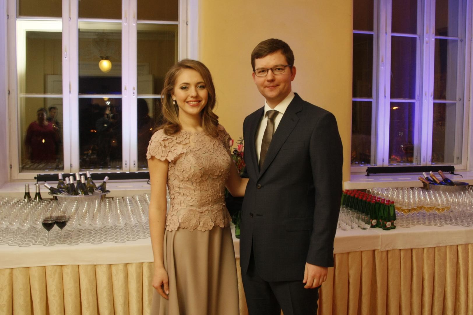 7ad546f318e FOTOD! Pidulik presidendi vastuvõtt Estonia kontserdisaalis - Kõik