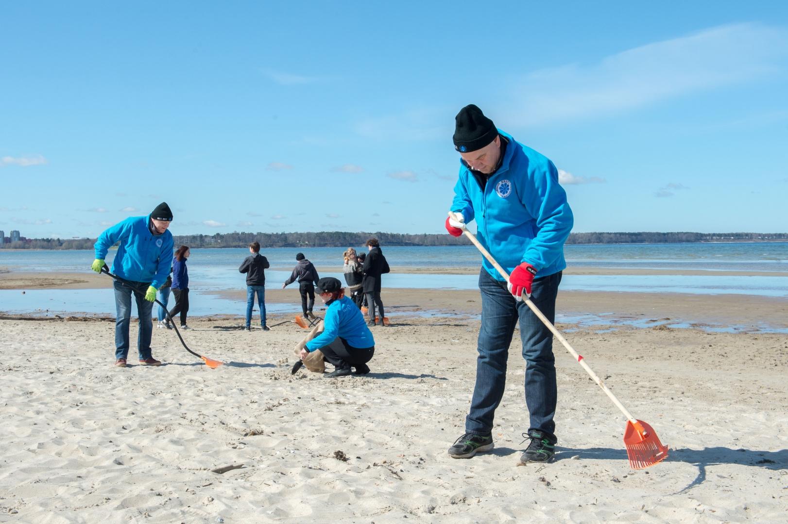 ff324b0ff8b GALERII! Stroomi rannast toimusid Eesti suurimad talgud - Kõik