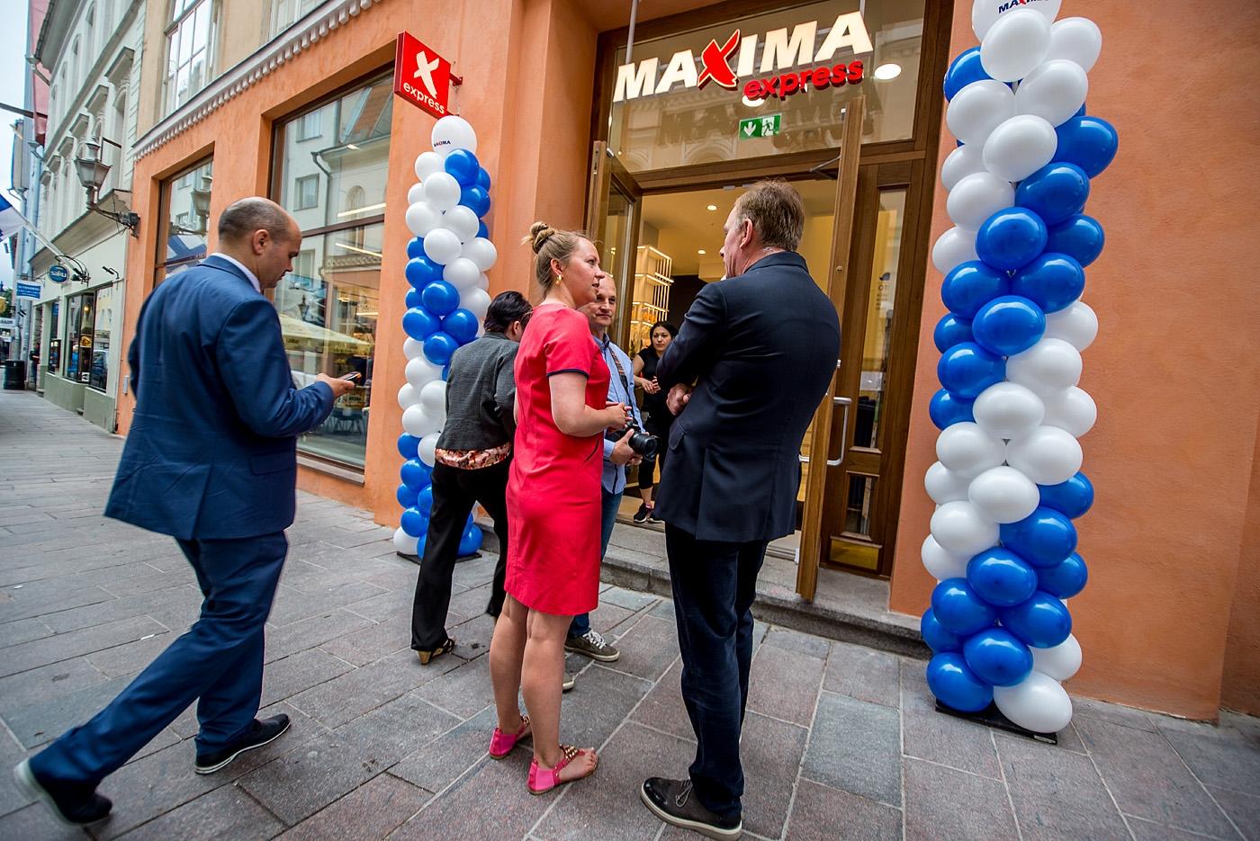 GALERII! Maxima avas Viru tänavas uudse toidupoe - Tallinn