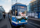 Tallinna trammiliiklus taastub kella 18-ks