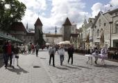 Välisturistid kulutasid Eestis mullu 1,3 miljardit eurot