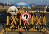 Lõuna-Korea peatab tegevuse ühises tööstuspargis Põhja-Koreaga