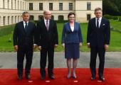 Visegrádi üksuste saabumise üksikasjad varsti selgumas