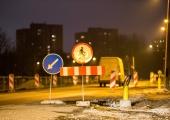 Esmaspäevast teostatakse Paldiski maanteel öösiti betoontee vuukide lõikust