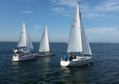 Mereakadeemia purjeregatt Tuulelind Cup täna Tallinna lahel