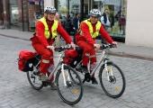 Tallinna kiirabi paneb järgmisest nädalast tööle jalgrattapatrulli