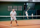 FOTOD: Leius ja Ani kuulutasid näidispaarismänguga Wimbledoni avatuks