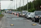 Rahvaüritused piiravad mitmel pool liiklust