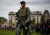 Gruusia kaitseminister astub tagasi