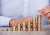 Keskmine palk kasvas teises kvartalis 7,6 protsenti 1163 euroni