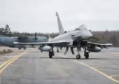 Eesti õhuruumi valvamise võtsid üle Saksa õhuväelased