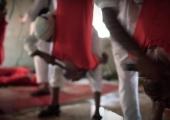 ÕÕVASTAV JÕHKRUS: ISIS tähistas oma usupüha 19 süürialase lambakombel veristamisega