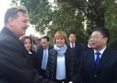 Taavi Aas osaleb Euroopa pealinnade ja Pekingi linnapeade tippkohtumisel