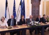 Fraktsioonide liidrid soovivad toetada presidendikandidaadina Kersti Kaljulaidi