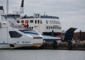 Tõusma hakanud veetase normaliseeris laevaliikluse Hiiumaa liinil