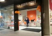Arsenali Keskuses avatakse uus pakiautomaat ja kaasaegne postkontor