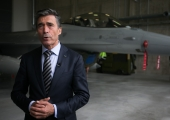 Rasmussen: Vene agressiooni jätkumine tooks Baltimaadesse NATO baasid