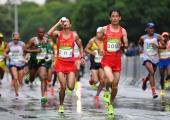 Hiinas suri poolmaratonil kaks jooksjat