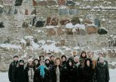 "Eesti Filharmoonia Kammerkoor salvestab plaadifirmale BIS Records Schnittke ""Patukahetsussalmid"""