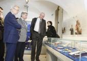 FOTOD! Jüri Kuuskemaa rüütliordude muuseumist: seal on metallehistöö kõrgeim tase!