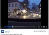 VIDEO! Saaremaa hirmnaljakas liikluskurioosum kogub internetis kuulsust