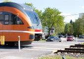 Nädalavahetusel remonditakse Valdeku raudteeülesõitu