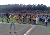 Tallinna võimlemispidu toob kokku 1900 sportlast