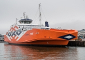 Uute parvlaevadega on kasvanud liikumine mandri ja Saaremaa vahel