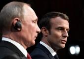 """Macron: keemiarelva kasutamine Süürias on """" punane joon"""""""