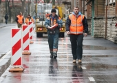 Tallinna tänavatel jätkub hooldusremont