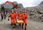 Hiinas jätkuvad maalihkeohvrite otsingud