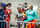 Üle Vahemere Euroopasse on sel aastal jõudnud üle 100 000 migrandi