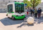 FOTOD! Isejuhtivad bussid jõudsid Tallinna