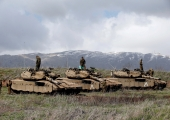 Läänekaldal üritas ründaja pussitada Iisraeli sõdureid