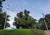 Tallinna esindusväljak sai uued lipumastid