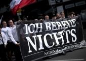 Berliinis peeti uusnatside marsil kinni 39 inimest