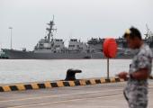 Päästjad leidsid mitu USA sõjalaeva õnnetuse ohvrit