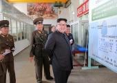 Põhja-Korea liider andis korralduse toota rohkem ballistilisi rakette