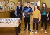 Westholmi kool võib saada ronimisseina ja näitlejaõppe