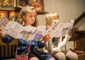 Festival kutsub lapsi koolivaheajal muuseumidesse ja raamatukogudesse