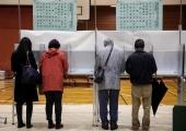 Lähenev taifuun ei ole Jaapani valimisaktiivsust kahandanud