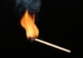 Arestialune pani end Rakvere arestimajas põlema