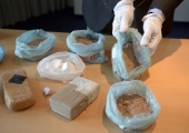 Politsei: mereranda tulnud pakid on tõenäoliselt uimastid