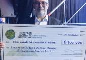 Euroopa innovatsioonipealinnade konkursil võitis Tallinn hõbemedali