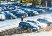 Linna abi vähendas kaupluste parklates liiklusõnnetusi