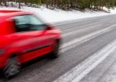 Autojuht, vali teeoludele vastav kiirus!