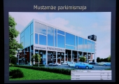 Mustamäele kerkib avaliku ja erasektori koostöös parkimismaja
